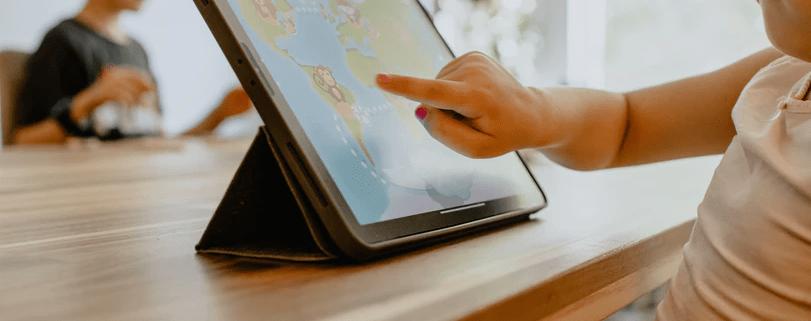 tablets en los centros educativos de Canarias